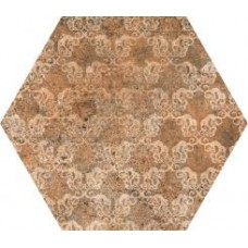 Abadia Decor Hex универсальный керамогранит 25x22