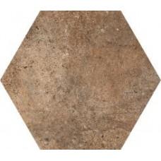 Abadia Hex универсальный керамогранит 25x22