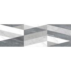 Corinthian Triangle Grey