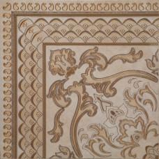 Angulo Louvre Crema Marfil декор напольный угловой 60.7x60.7