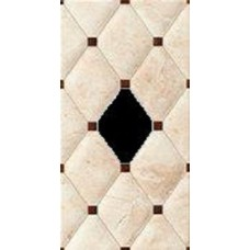 25*50 Ventano Crown Marfil декор настенный