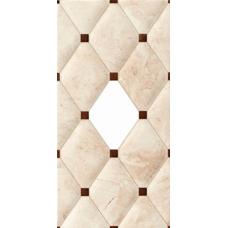 25*50 Ventana Caledonia Crema декор настенный