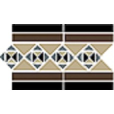 Бордюр керамический Border PARIS Stand.(Tr.1/2 01, Tr.1/4 11+14+16, Strip 14+29) 28х17,3 см