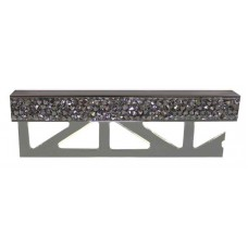 11x5x2500 Pro-Part Li Crystal Rock 11 SW Silver
