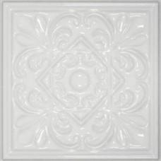 Керамическая плитка 15X15 CLASSIC 1 WHITE ZINC