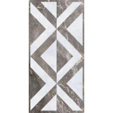 Керамическая плитка 60 X 120 Sg Crown Dekor Fon Full Lap