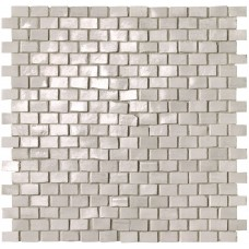 Brickell White Brick Mos.Gloss
