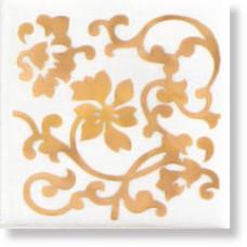 Декор Inserto Glam Bianco