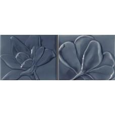 Form Fleurs A/B Blue Satin 20х25,1 (микс)