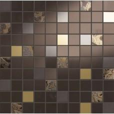 MOSAICO MINI GISELLE Marron (3x3) 31,5x31,5