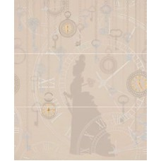 Comp.DAME GREIGE (3pcs of 20x50) 60x50