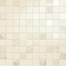 MOSAICO MINI GISELLE CREAM (3x3) 31,5x31,5