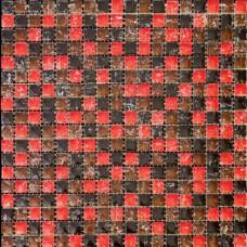 Стеклянная мозаика ICE-10 (DH-2389)