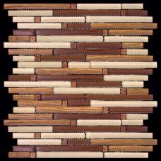 Стеклянная мозаика SML-002 (MIR-10-2)