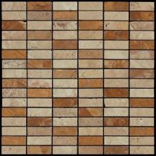 Мозаика из натурального камня 0132-MI