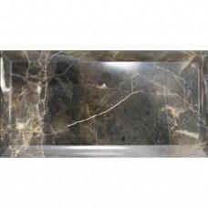 Мозаика из натурального камня BRI-022 (Emperador Dark)