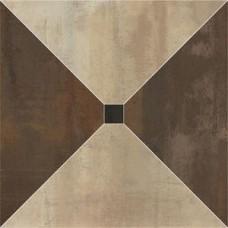 Trapecio Beige/Brown