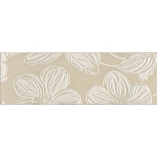 DEC ANYA FLOWER BEIGE 20*60