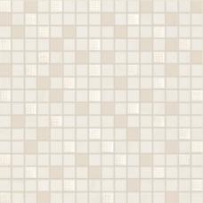 Декор Newluxe White Tessere Riv 30,5х30,5