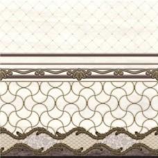 44,7*44,7 Neutral  (узор в центре)  Vasari  декоративный напольный элемент