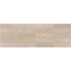 Керамическая плитка для стен Baldocer Pierre Taupe Link Rectificado 40x120