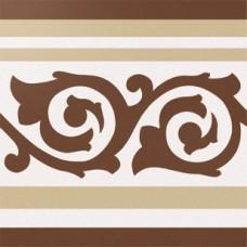20*20 Anastasia BORDER Brown керамическая плитка