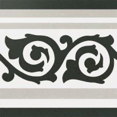 20*20 Anastasia BORDER Grey керамическая плитка