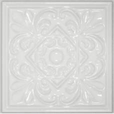 15X15 CLASSIC 1 WHITE ZINC
