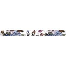Бордюр настенный Kerasol Candy Cenefa Flores Peonia 6x60