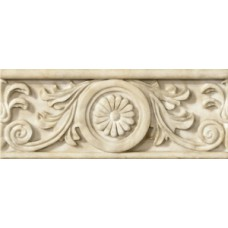 Бордюр керамический LISTELLO TIBERIUS Lux 10х24 см