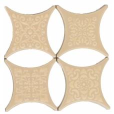 Estrella Set Core Beige 6.7x6.7 микс