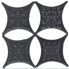 Estrella Set Core Negro 6.7x6.7 микс