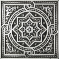 Plox Satined Black Silver 1386 Beni-Mamet 6x6