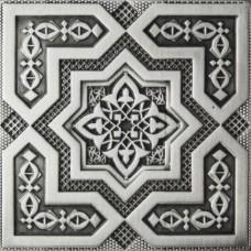 Plox Satined Black Silver 1406 Beni-Maclet 6x6