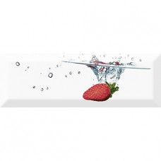 Decor Fresh Strawberry 10x30