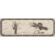 Decor Clasical Herbs Chives 10x30
