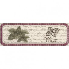 Decor Clasical Herbs Mint 10x30