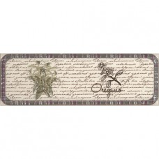 Decor Clasical Herbs Oregano 10x30