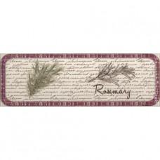 Decor Clasical Herbs Rosemary 10x30