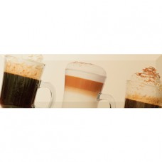 Decor Coffee Glass 04 A 10x30