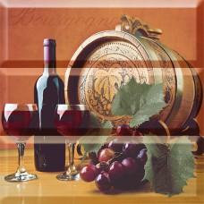 Composicion Wine 05 30x30(комплект из 3-х шт.)