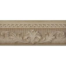 Ivory Ducale Cenefa 10x25,1