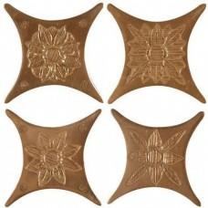 Estrella Charme Bronce 6,7x6,7
