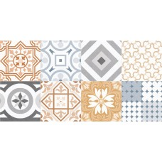 Leeds mosaic плитка настенная 25,7x51,5