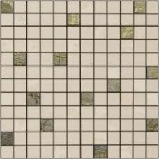ALHERI Mosaico Beige-Gold