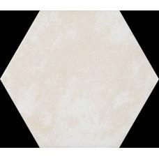 White Hex25 25x21