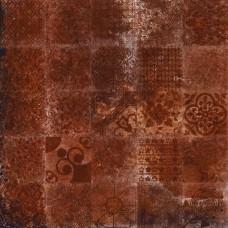 Alhamar Decorative Rojo 33x33