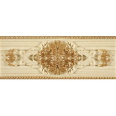 Cenefa Bombay Decor Beige Mate