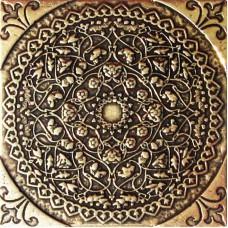 Cairo Shined Brass 7,5x7,5