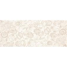 Aria Flowers Beige 20,2x50,4